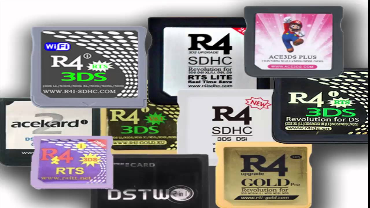 r4 revolution firmware