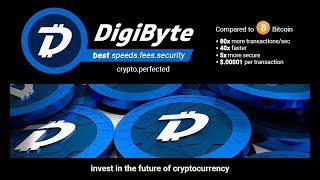 DigiByte (DGB) - ASIC Resistance - DigiCafe - DigiDigger - The Future is Now