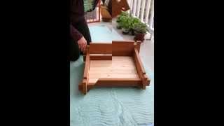Planter Box Assembly Www.bzbcabinsandoutdoors.net