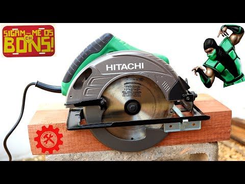 OQUEEE SO 350 REAIS - Serra Circular Hitachi Koki C 7ST