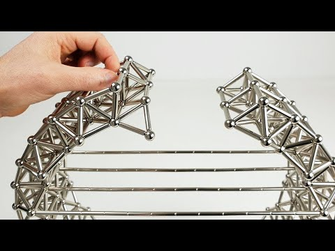 Big Magnet Ring with Fails | Magnetic Games