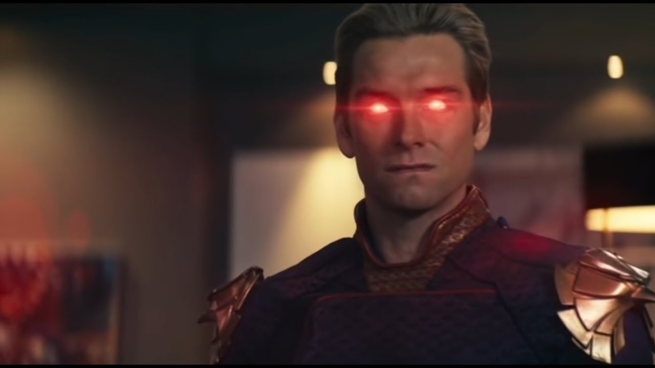 Download Homelander Gets angry at Stormfornt by watching memes - The Boys Season 2 Episode 4 -The Boys s02x04