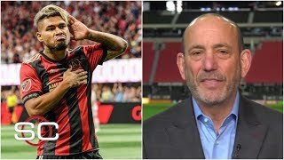 Don Garber: MLS is a league for a