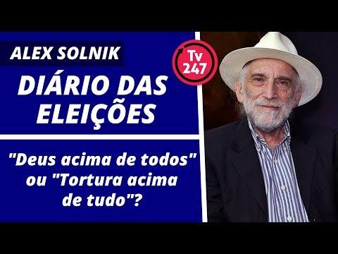 Diário das eleições(17/10/18):