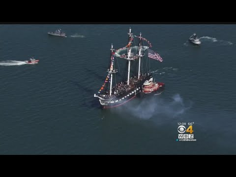 USS Constitution Sails For First Time In 3 Years
