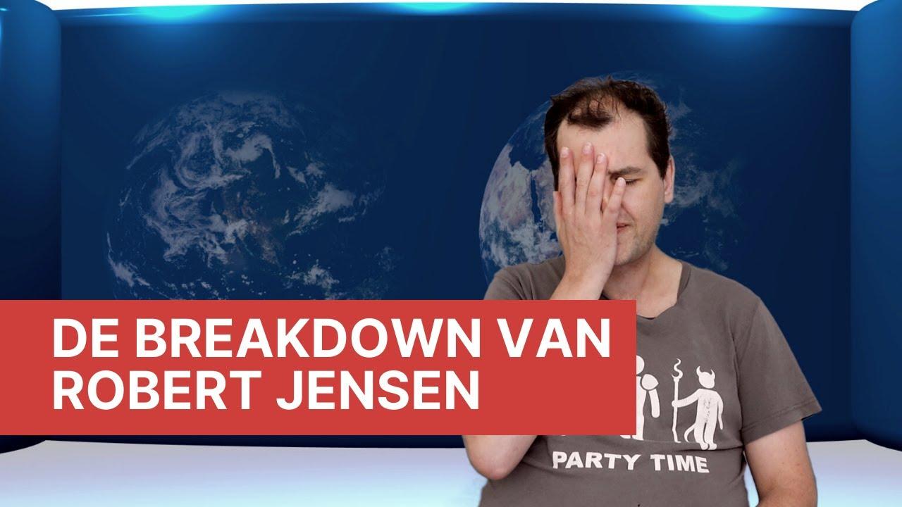 De Breakdown van Robert Jensen