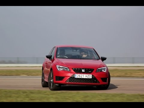 l 39 avis complet de soheil ayari sur la seat leon cupra pack performance youtube. Black Bedroom Furniture Sets. Home Design Ideas