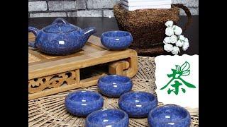 посылка из Китая. Китайский сервиз для чайной церемонии  6  1