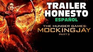 Trailer Honesto - Hunger Games Mockingjay Parte 2