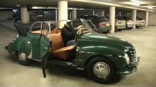 DKW Auto Union F 91 Karmann Kabriolett 1954