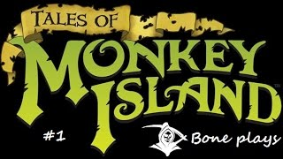 Tales of Monkey Island Chapter 1: Launch of the Screaming Narwhal #1