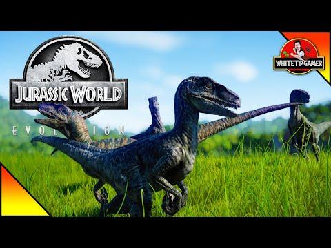 Raptor Squad Skins!  Jurassic World Evolution DLC |