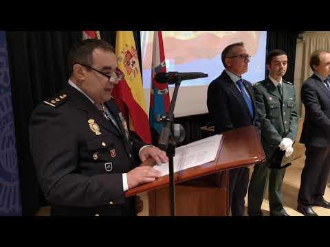 Fiesta de la Policía Nacional en Ponferrada