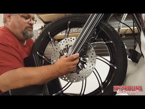 2016 Street Glide - Arlen Ness Package, PM Wheels, Rinehart Exhaust Conversion