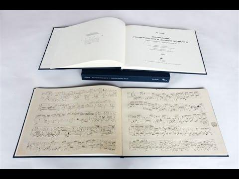 Dzieła Chopina. Wydanie Faksymilowe / Works by Chopin. Facsimile Edition