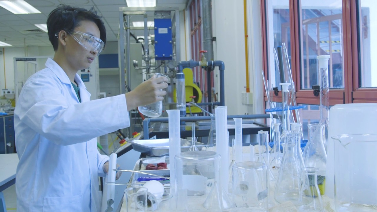 Chemical And Environmental Engineering At University Of Nottingham Malaysia Campus Youtube