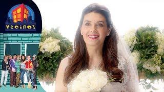 Vecinos, Capítulo 12: La boda de Silvita | Temporada 5 | Distrito Comedia