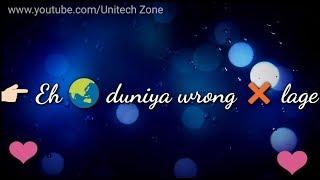 Main Dekha Teri Photo ❤ || New : Punjabi : Love : Romantic ❤ WhatsApp Status Video | Unitech Zone ❤