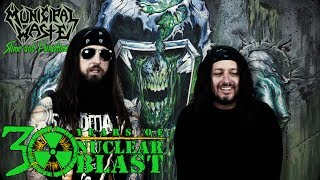 MUNICIPAL WASTE – Engineering: Slime and Punishment (OFFICIAL INTERVIEW)