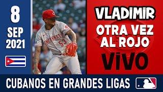🇨🇺 RESUMEN CUBANOS en GRANDES LIGAS / 8 Sep 2021 ⭐
