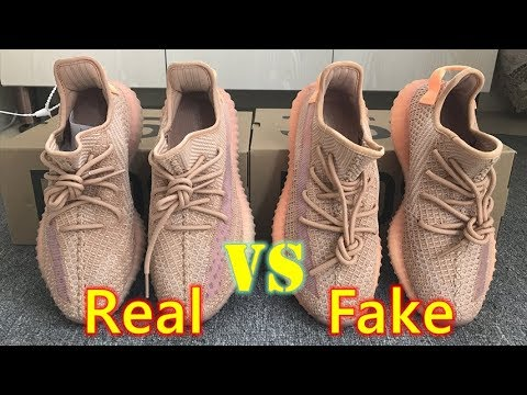 Real vs Fake Review on Adidas Yeezy