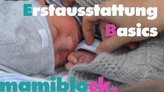 Basics für Babys Erstausstattung: Kleidung und Schlaf Teil 1/4 | mamiblock - Der Mami Blog