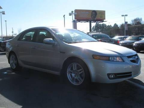2007 Acura TL | Read Owner and Expert Reviews, Prices, Specs