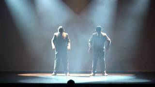 Hilty & Bosch - Popping & Locking, Choreography & Freestyle / 310XT Films / URBAN DANCE SHOWCASE