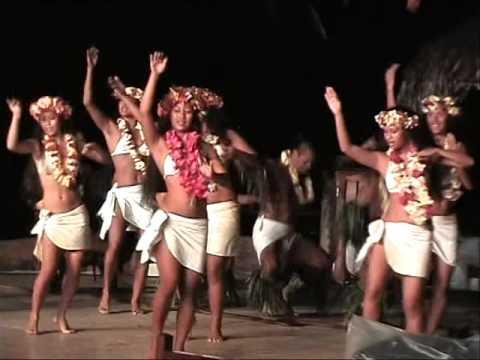 Tahiti, Rarotonga,Fiji, 2003