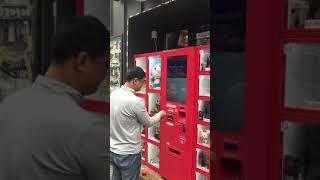 꽃자판기 카드결제 테스트