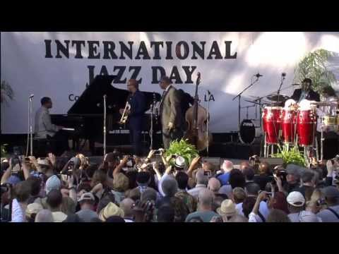 International Jazz Day: Sunrise Concert from Congo Square, New Orleans (April 30, 2012)