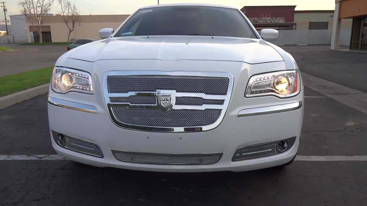 Chrysler Limousine By SPV Conversions YouTube - Chrysler 300 limo