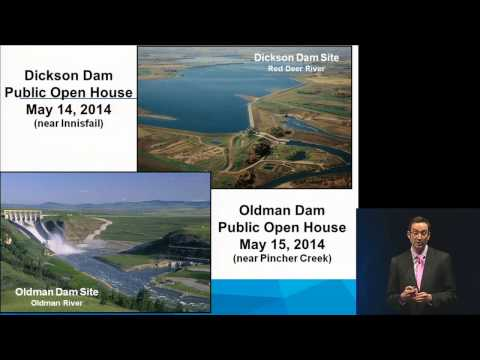 Alberta's Watershed Management Symposium: Flood and Drought Mitigation