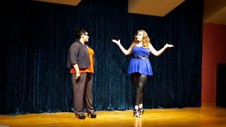 "RENT - ""Take Me or Leave Me"" Cover by @heathertraska and @JB_SoulNerd"