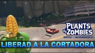 ¡LIBERAD A LA CORTADORA! - Plants vs Zombies: Battle for Neighborville