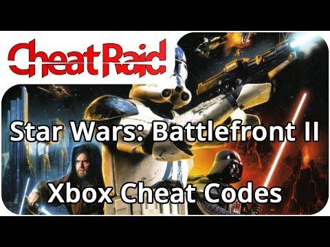 Star Wars: Battlefront II Cheat Codes   Xbox