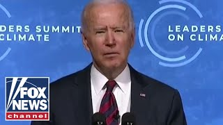 'The Five' slams Biden's 'radical' Earth Day pledge
