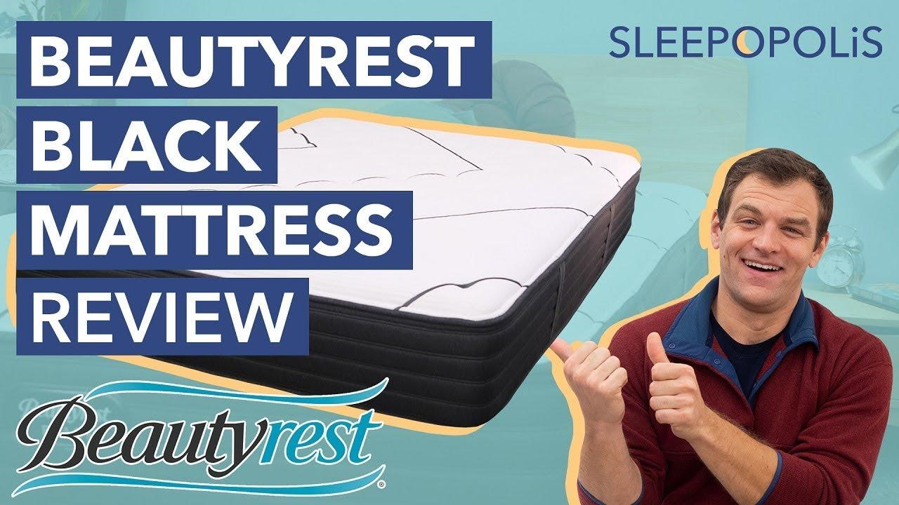 beautyrest black mattress review 2021