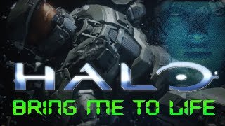 "Halo - ""Bring Me To Life"" (Music Video) (Evanescence)"