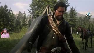 RED DEAD REDEMPTION 2 STORY