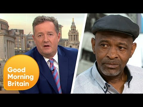 Piers Gets Passionate Over The Windrush Scandal   Good Morning Britain
