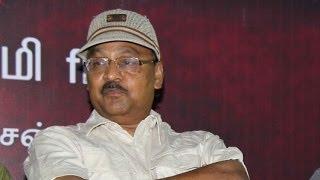 K. Bhagyaraj at Ettuthikkum Mathayaanai Audio Launch