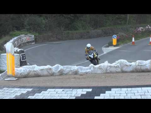 Isle of Man TT 2014 Tuesday Practice