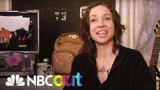 Ani DiFranco On Feminism, Patriarchy, And Donald Trump | NBC Out