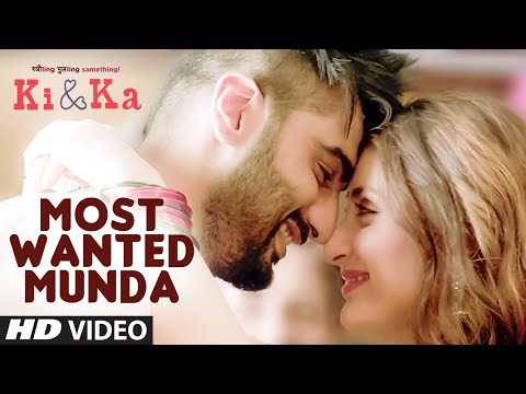 Most Wanted Munda Video Song - Ki And Ka