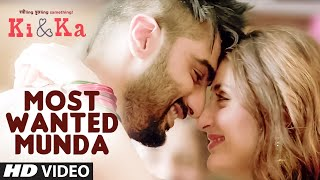 Download MOST WANTED MUNDA  Song | Arjun Kapoor, Kareena Kapoor | Meet Bros, Palak Muchhal MP3 song and Music Video