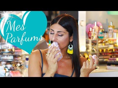 Mon autre addiction : Les Parfums ♡ Mes Best