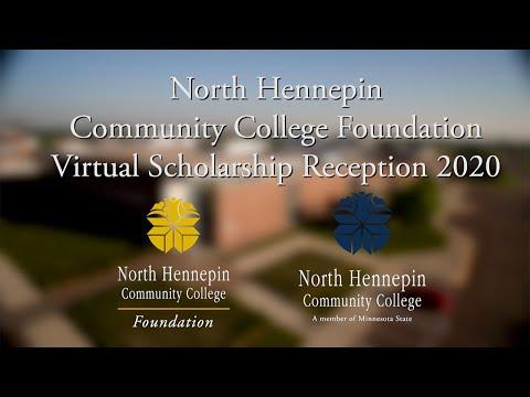 North Hennepin Community College (NHCC) Foundation 2020 Virtual Scholarship Reception
