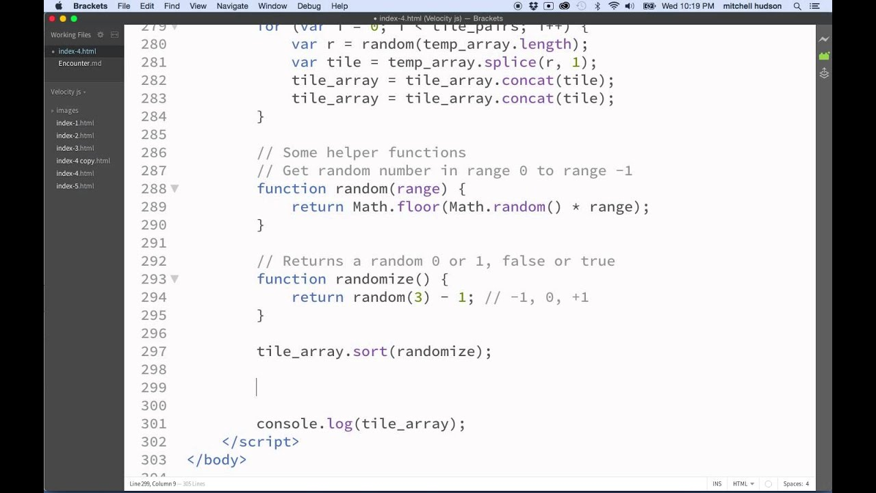18 Daily JavaScript Array Sort, Random Sort, jQuery Each