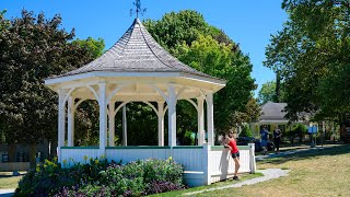 Niagara-on-the-Lake - The Loveliest Town in Canada - Downtown Walk-Around